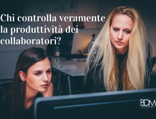 Chi controlla veramente la produttività dei collaboratori?