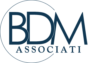 BDM Associati Logo