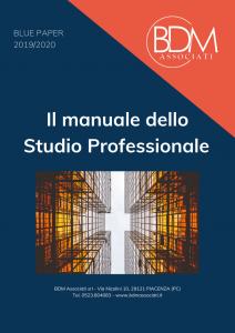 BDM Manuale dello Studio professionale