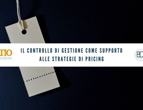 Il Controllo di Gestione come supporto alle strategie di pricing