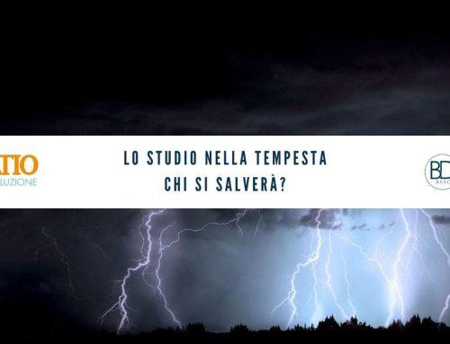 Lo Studio nella tempesta. Chi si salverà?