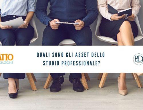 Quali sono gli asset dello studio professionale?